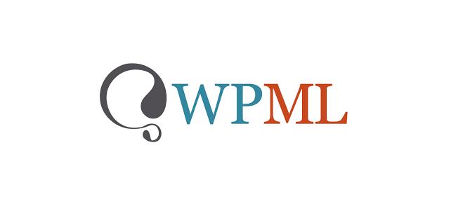 Logo du site WPML à mettre en place en tête d'article